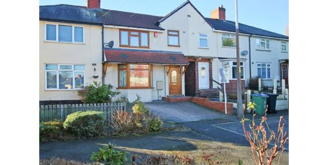 Offers Over £160,000, 3 Bedroom Semi Detached House For Sale in Smethwick, B67