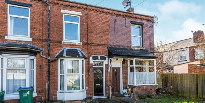 Offers in excess of £140,000, 2 Bedroom Terraced House For Sale in Smethwick, B67