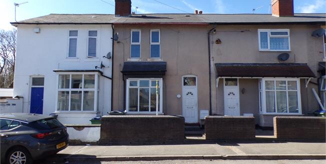Offers Over £135,000, 3 Bedroom Semi Detached House For Sale in Smethwick, B66