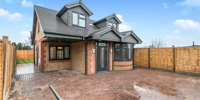 Offers in the region of £265,000, 3 Bedroom Detached House For Sale in Smethwick, B66