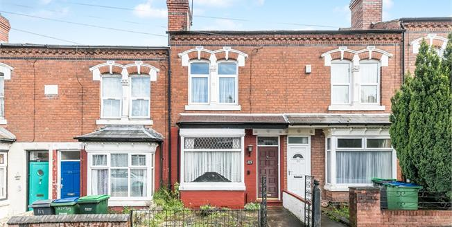 Offers Over £150,000, 3 Bedroom Terraced House For Sale in Smethwick, B67