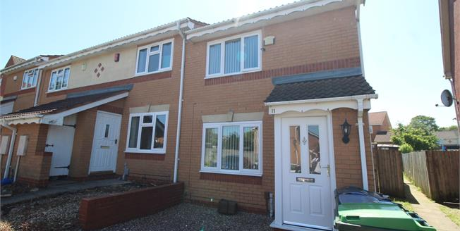 Asking Price £140,000, 2 Bedroom End of Terrace House For Sale in Smethwick, B66