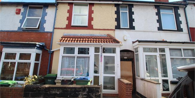 Offers in excess of £140,000, 3 Bedroom Terraced House For Sale in Smethwick, B67
