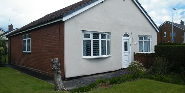 Offers Over £260,000, 3 Bedroom Detached Bungalow For Sale in Chase Terrace, WS7