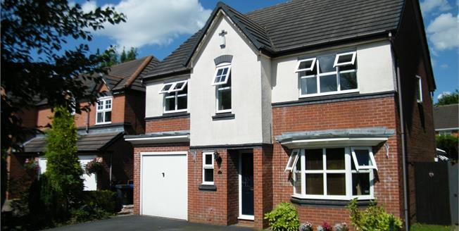Asking Price £315,000, 5 Bedroom Detached House For Sale in Burntwood, WS7