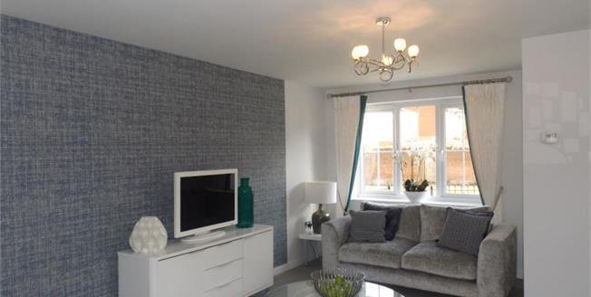 £108,950, 2 Bedroom Upper Floor Flat For Sale in Birmingham, B37