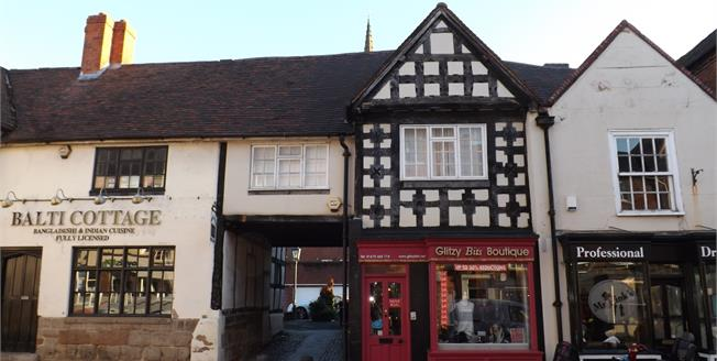 Asking Price £140,000, 1 Bedroom Flat For Sale in Coleshill, B46
