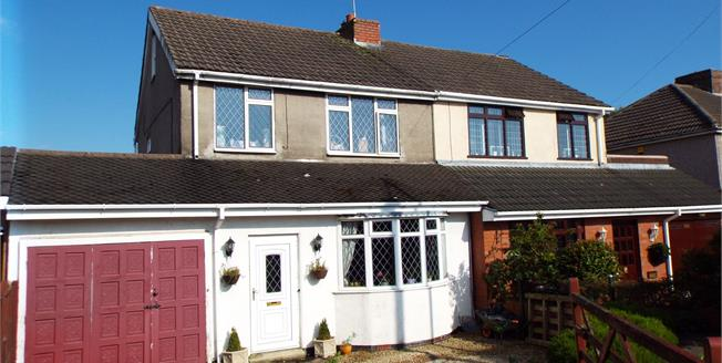Offers Over £160,000, 3 Bedroom Semi Detached House For Sale in Hednesford, WS12