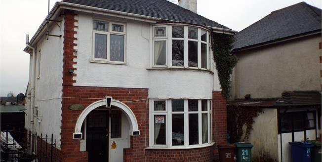 Asking Price £195,000, 3 Bedroom Detached House For Sale in Cannock, WS11