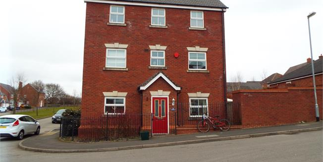 Asking Price £180,000, 4 Bedroom Semi Detached House For Sale in Cannock, WS11