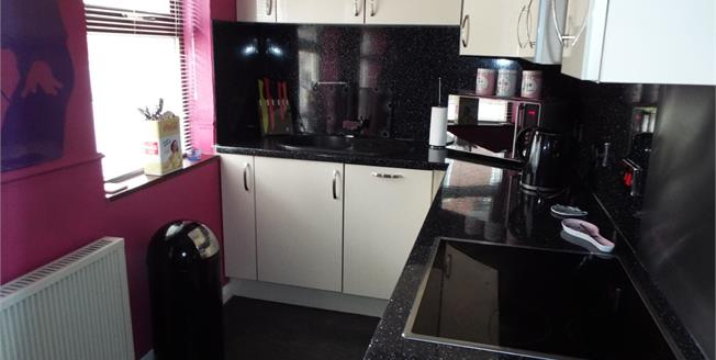 Asking Price £65,000, 1 Bedroom Ground Floor Flat For Sale in Hednesford, WS12