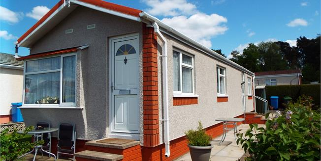 Offers Over £70,000, 2 Bedroom Detached Mobile Home For Sale in Huntington, WS12