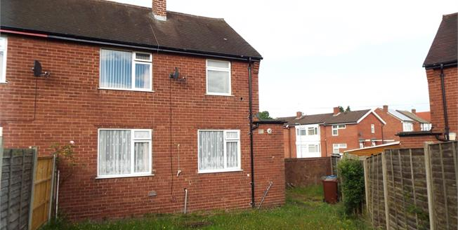 Asking Price £110,000, 2 Bedroom Semi Detached House For Sale in Hednesford, WS12