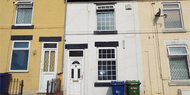 Offers Over £100,000, 2 Bedroom Terraced House For Sale in Hednesford, WS12