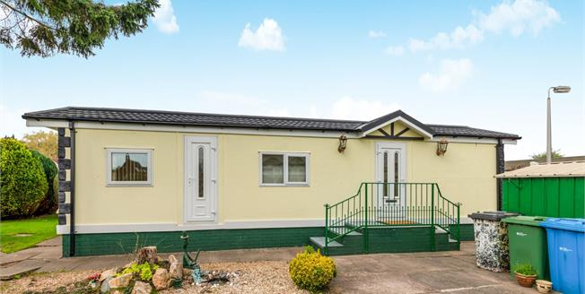 Offers Over £70,000, 1 Bedroom Mobile Home For Sale in Coven Heath, WV10
