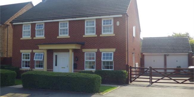 Offers Over £425,000, 4 Bedroom Detached House For Sale in Coventry, CV3