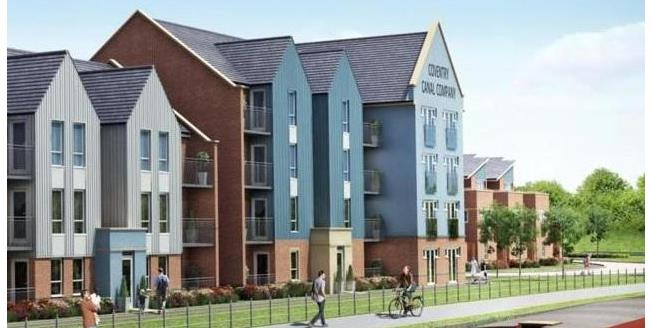 £178,995, 2 Bedroom Semi Detached Flat For Sale in Coventry, CV1