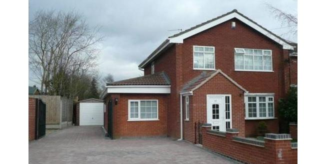 Asking Price £385,000, 3 Bedroom Detached House For Sale in Binley Woods, CV3