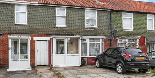 Offers in the region of £160,000, 3 Bedroom Terraced House For Sale in Coventry, CV6