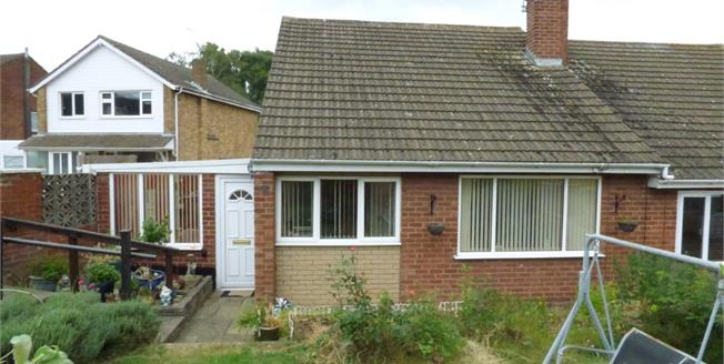 Offers Over £150,000, 2 Bedroom Semi Detached Bungalow For Sale in Coventry, CV2