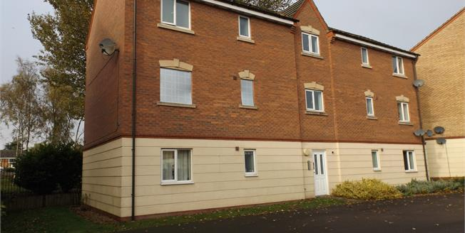 Asking Price £69,950, 1 Bedroom Upper Floor Flat For Sale in Bilston, WV14