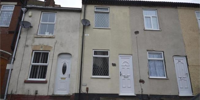 Offers Over £80,000, 2 Bedroom Terraced House For Sale in Dudley, DY1