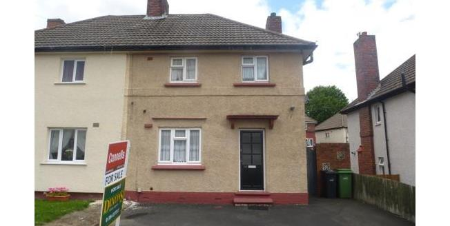 £90,000, 3 Bedroom Semi Detached House For Sale in Dudley, DY1