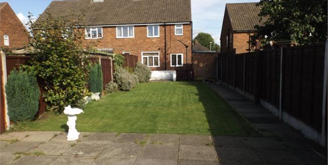 Offers Over £95,000, 3 Bedroom Maisonette For Sale in Coseley, WV14