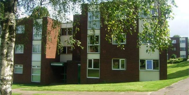 Offers in the region of £93,000, 2 Bedroom Upper Floor Flat For Sale in Birmingham, B23