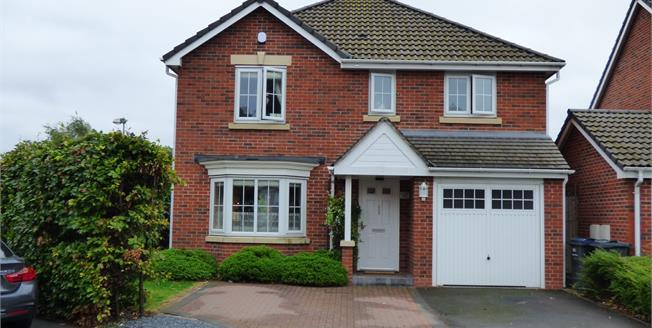 Offers in the region of £300,000, 4 Bedroom Detached House For Sale in Birmingham, B23