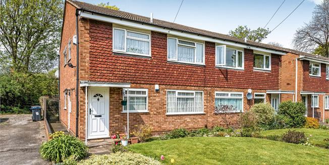Offers Over £100,000, 2 Bedroom Maisonette For Sale in Birmingham, B24