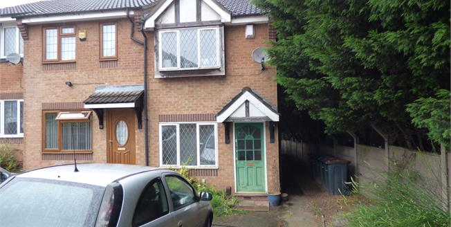 Asking Price £100,000, 2 Bedroom House For Sale in Birmingham, B23