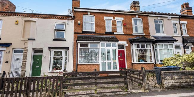 Offers Over £125,000, Terraced House For Sale in Birmingham, B24