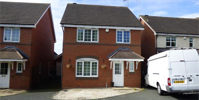 Asking Price £260,000, 4 Bedroom Detached House For Sale in Erdington, B24