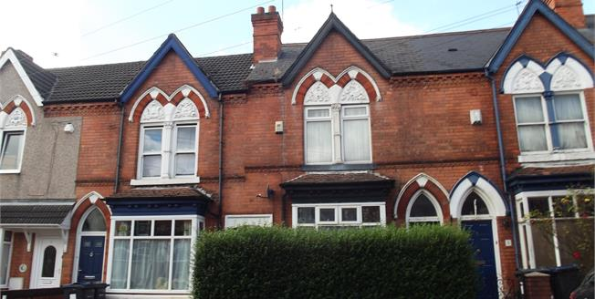 Asking Price £165,000, House For Sale in Birmingham, B24