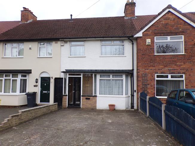 Erdington B23 3 Bedroom House