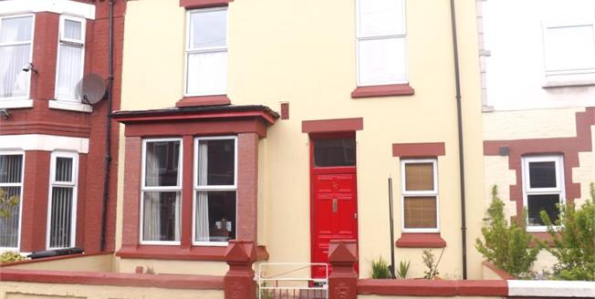 £120,000, 4 Bedroom Terraced For Sale in Liverpool, L21
