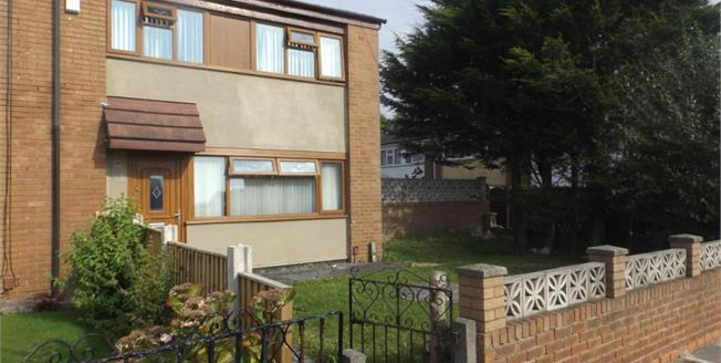 Offers in excess of £75,000, 3 Bedroom Semi Detached House For Sale in Liverpool, L21