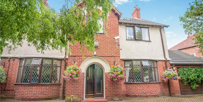 Offers in the region of £400,000, 6 Bedroom Detached House For Sale in Great Crosby, L23