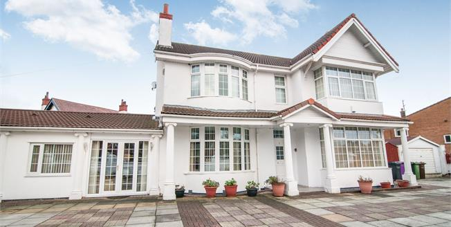 Offers Over £570,000, 8 Bedroom Detached House For Sale in Liverpool, L23