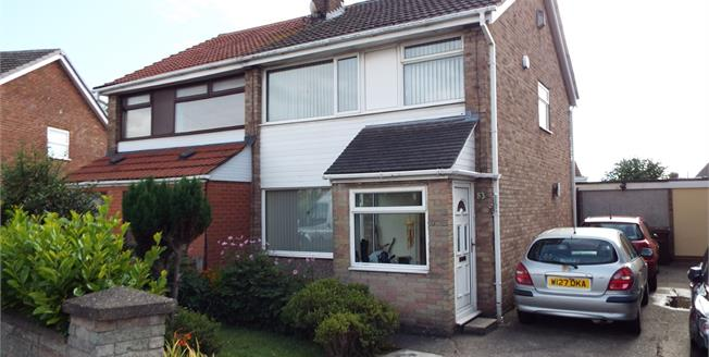 Offers Over £140,000, 3 Bedroom Semi Detached House For Sale in Liverpool, L23