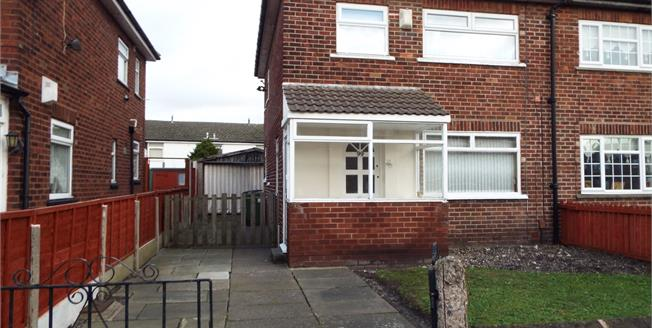 Offers Over £75,000, 3 Bedroom Semi Detached House For Sale in Merseyside, L21