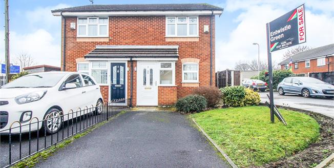 Offers Over £95,000, 2 Bedroom Semi Detached House For Sale in Bootle, L30