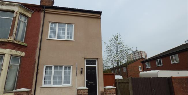 Offers Over £100,000, 4 Bedroom End of Terrace House For Sale in Seaforth, L21