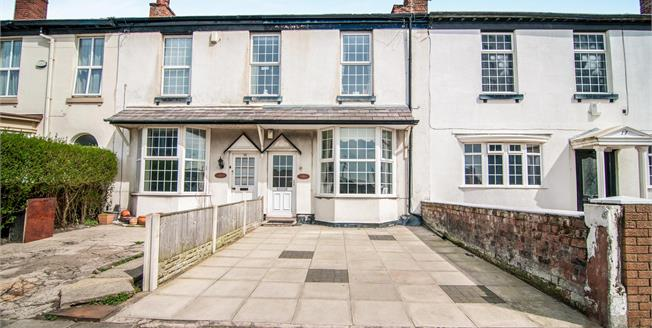 Offers Over £160,000, 3 Bedroom Terraced House For Sale in Waterloo, L22