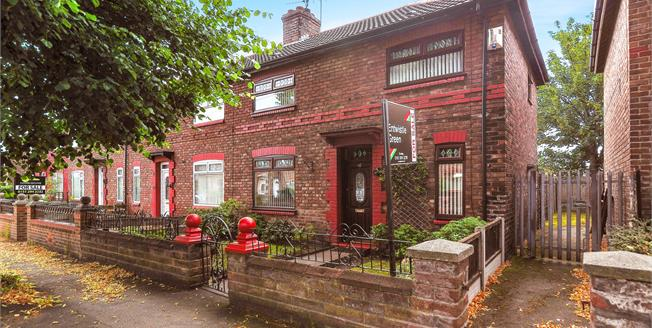 Offers Over £110,000, 3 Bedroom Terraced House For Sale in Liverpool, L21
