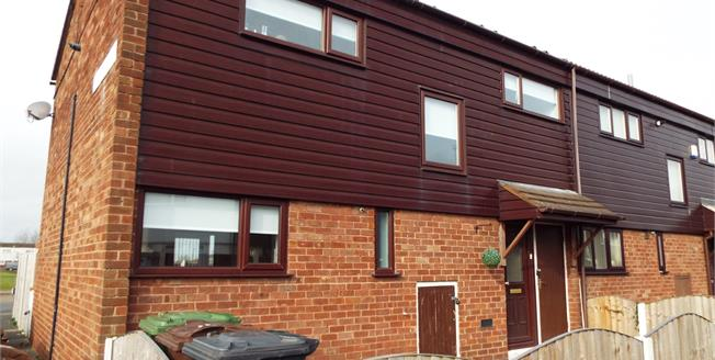 Asking Price £95,000, 3 Bedroom End of Terrace House For Sale in Bootle, L30