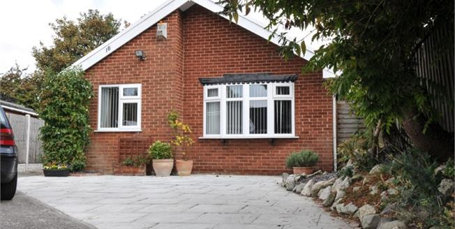 Offers Over £235,000, 3 Bedroom Detached Bungalow For Sale in Liverpool, L23
