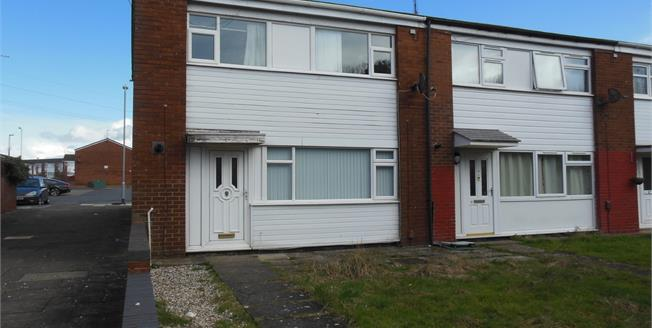 Offers Over £65,000, 3 Bedroom Terraced House For Sale in Liverpool, L21