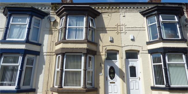Offers Over £65,000, 2 Bedroom Terraced House For Sale in Liverpool, L21
